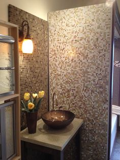 Granite Transformations Of St. Louis Is Showcasing Several Different Things  In This Picture. We. Bathroom VanitiesBathroomsSt ...