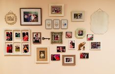 #familywall#love for pictures#favorite wall#valentinesgift