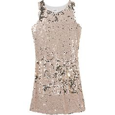 JADICTED Sequins All Over Nude // Sequin dress ($230) ❤ liked on Polyvore featuring dresses, pink sequin dress, j.crew cocktail dresses, mini cocktail dresses, sequin mini dress and evening dresses