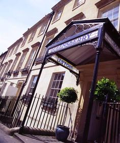 Hotels in Bath and luxury Bath hotels: The Queensberry Hotel in Bath