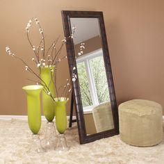 Howard Elliott Opaque Green Fluted Hand-Blown Glass Vase