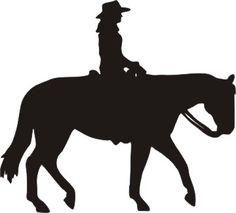 Western Pleasure Horse female rider