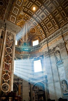 San Pietro in Vaticano, Italy Amazing Buildings, Vatican City, Rome Italy, Countries Of The World, Art And Architecture, Pisa, Beautiful World, Places To See, The Good Place