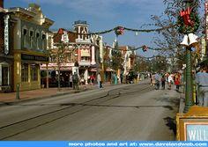 Davelandblog: November 2006  Main Street 1955