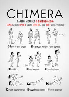 Chimera Workout