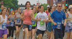 Thousands participated in the Go! St. Louis Marathon