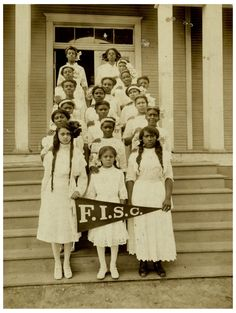 Black History Album .... The Way We Were — In the late 1800s, Robert Lloyd Smith, an advocate of Booker T. Washington's philosophy of education and economic improvement for African-Americans, founded the Farmers' Home Improvement Society (F.I.S.C.) to help tenant farmers out of a cycle of debt and poverty in Colorado County, Texas.