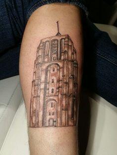Done olde hove toren van Leeuwarden