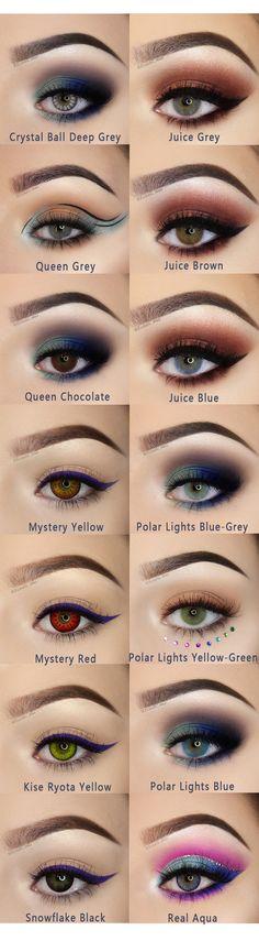 Pretty eye makeup from @ecstatic_mua #contactlenses#coloredcontacts#contactsonline#ordercontactsonline#cheapcontactlenses#lens#eyecontact#ttd#ttdeye#ttd_eye#makeupobsessed#eyelook#colorlens#coloredcontacts#valentines#eyelashes#makeuplovers#makeupideas#makeuptime#eyes#alternativegirl#love#like4like#fashionmakeup#dailygirlsfeed#makegirlz#slavetobeauty#makeupartistsworldwide#wakeupmakeup#4makeupmavens#feature_my_stuff#likesreturned#eyelashesextension#contacts#makeup