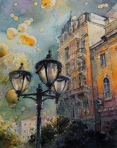 Paintings by Kalina Toneva