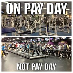 Gym humor pay day in the gym Gym Memes, Gym Humor, Workout Humor, Fitness Humor, Health Memes, Workouts For Teens, Personal Fitness, Gym Rat, Workout Programs