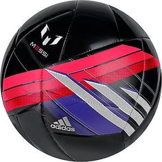 Other Soccer Clothing and Accs 159179: Adidas F 50 Xite 2013 Messi Soccer Ball Brand New Navy Black Red Fuschia -> BUY IT NOW ONLY: $39.99 on eBay!