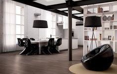 #Kitchen #loft #design