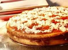 Torta de Ricota com Goiabada - Veja mais em: http://www.cybercook.com.br/torta-de-ricota.html?codigo=8097