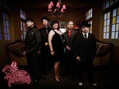 Check out The Sugar Thieves on ReverbNation