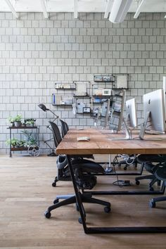 Bitium's Soft Industrial Office — Workspace Tour