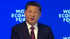 Davos 2017 - Opening Plenary with Xi Jinping President of the Peoples Re...