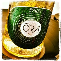 New product ORA, a Prosecco sparkling wine grown in the historical hills of…