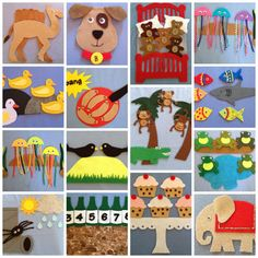 Classic Felt Board Songs Felt Board Patterns for 14 Classic Children's Songs including Alice the Camel BINGO – There was a Farmer had a Dog