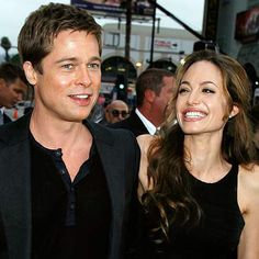 Brad and Angie. Both so hot!