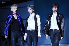 BTS | Maknaes: Jimin, V and Jungkook