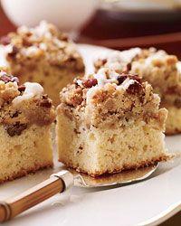 Cardamom-Spiced Crumb Cake:   I'll be making this soon!!