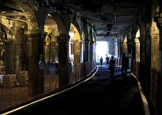 Cleveland's abandoned subway