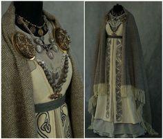 By Ekaterina Savelyeva costume