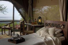 glamping | Glamping in Tanzania @ Kirurumu Tarangire Lodge - GlampingGirl.com