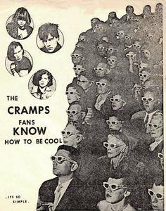 Cramps = cool