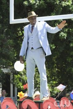 Hart of Dixie: Cress Williams as Lavon