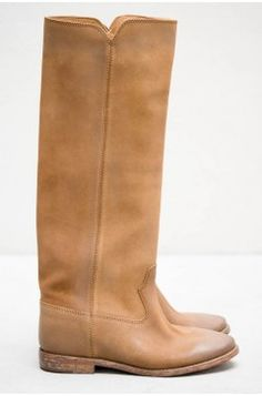 Isabel Marant Camel Cleave Boot