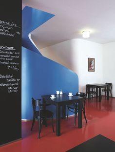 Le café / restaurant