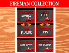 firetruck licorice - Google Search