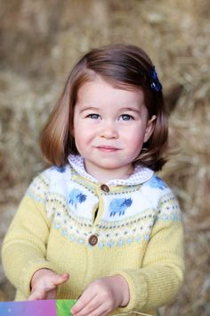 Princess Charlotte Already Has a Favourite Hobby, and Guess What? It's Absolutely Precious!