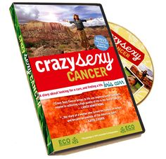 """""""Crazy Sexy Cancer"""" is an irreverent and uplifting documentary about a young woman looking for a cure and finding her life."""