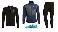 Daily inspiration: Stay warm for your running in winter! More on eyefitu.com/trends