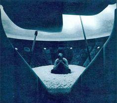 designing meditation room | ... del Futuro: 1973 Mc Donald's Meditation Room [Associated Space Design