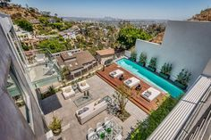 Hollywood Blvd - modern - Pool - Los Angeles - Make Architecture
