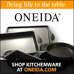 » Oneida cuts up to 80% off a selection of clearance items Bargain Hound Daily Deals