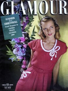 Glamour - May 1943