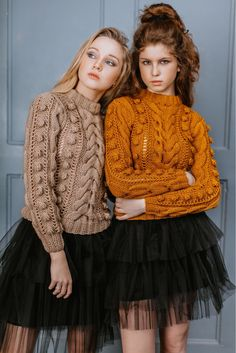 Knitted Sweater |  С