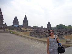 Gate into Candi Prambanan