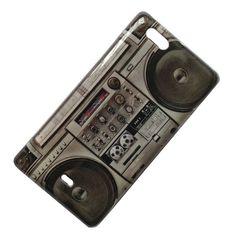 Retro Cassette Tape Radio Hard Back Snap on Case Skin Shell Cover for cele Phone | eBay