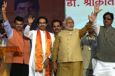 Country suffering from unstable governance: Sena to Modi - http://thehawk.in/news/country-suffering-from-unstable-governance-sena-to-modi/
