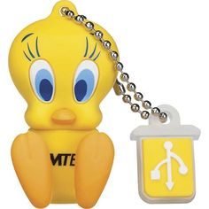 Looney Tunes Tweety 4GB USB 2.0 Flash Drive Only $5.99 Shipped (Today Only) - http://couponingforfreebies.com/looney-tunes-tweety-4gb-usb-2-0-flash-drive-5-99-shipped-today/