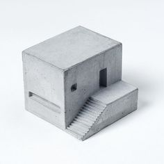 Miniature Concrete Home 7