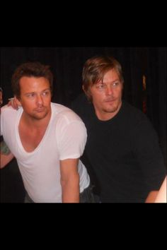 Flandus! Love his hair in this one
