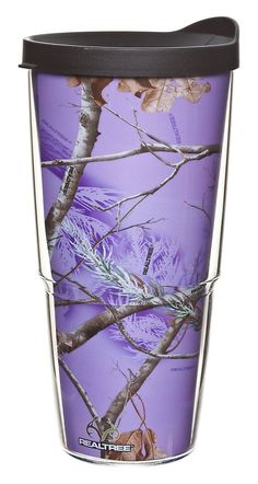 Tervis Tumbler® Realtree APC™ Lavender Insulated Wrap with Black Lid | Bass Pro Shops