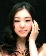 kim yuna makeup -